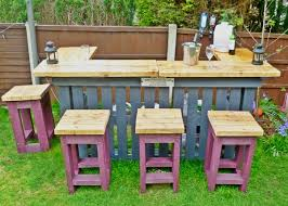 patio furniture made of pallets. View In Gallery Patio Furniture Made Of Pallets P