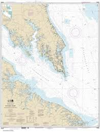 Potomac River Charts 12233 Potomac River Chesapeake Bay To Piney Point Nautical Chart