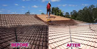 go zeaus roof cleaning brisbane nxt cool coat colorfull heat reflective roof paint repaint concrete roof tiles