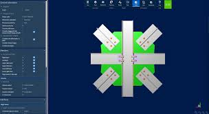 Descon Connection Design Software Connection Analysis Design Sthapona Consultants