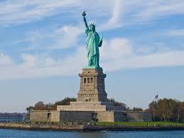 Статуя Свободы в Нью Йорке история возникновения высота фото Статуя Свободы в Нью Йорке