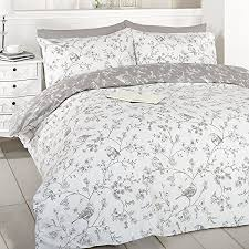 toile duvet cover. French Bird Toile Duvet Cover Set Taupe King By Art And