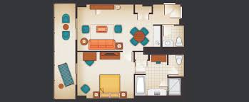 One Bedroom One Bedroom Parlor Suite Aulani Hawaii Resort Spa