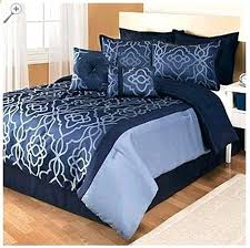 blue king size comforter sets. King Size Comforter Sets Blue And Brown Coverlet Bedding Great As L