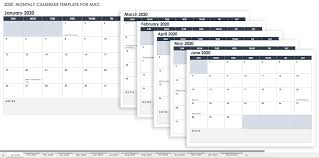 Mac Excel Template Calendar Template For Mac Word Apple Pages Free Weekly