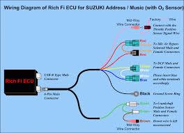 suzuki raider 115 fi wiring diagram data wiring diagrams \u2022 hydra ems wiring diagram ezecu r standalone piggyback ecus and ems engine management systems rh icleader com raider 115 fi