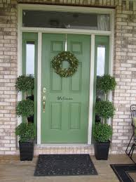inside front door apartment. Springtime Front Porch Laurie Jones Home If. Garden Layout Design Ideas. Free Landscaping Software Apartment Inside Door M