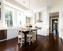 Small Picture White Cabinet Dark Floor Houzz