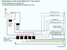 7 pin trailer wiring diagram brakes er ia 7 pin trailer wiring diagram brakes and battery diagrams electrical flat plug hitch also