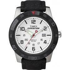 t49863 mens timex watch watches2u timex t49863 mens white black expedition rugged field watch