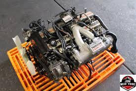 86-92 TOYOTA SUPRA TWIN CAM 3.0L V6 NON TURBO ENGINE JDM 7M-GE ...