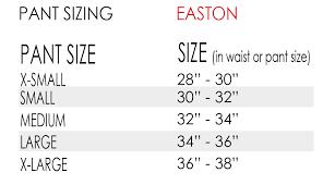 Easton Hockey Size Chart 23 Symbolic Easton Skates Size Chart
