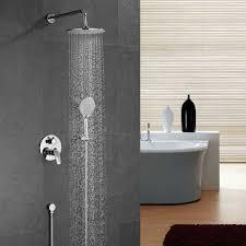 Ubeegol Duschsystem Unterputz Duscharmatur Regendusche In