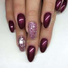 Black Cherry + Berry & Silver mixed Glitter + Silver Mylar glitter ...