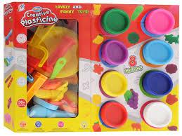 <b>Bradex Набор для творчества</b> Креативный пластилин — купить в ...
