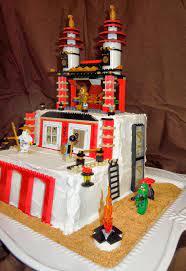 LEGO Ninjago® Birthday Cake - Gluten and Top 8 Allergy Free - EBL Food  Allergies
