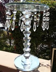 12 crystal chandelier wedding centerpieces stand new wedding centerpieces
