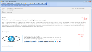 Company Email Signature Free Online Company Email Signature Tool