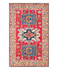 love this product red traditional eve tribal rug