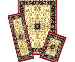 kitchen rug sets medium size of calmly plus area rugs home depot