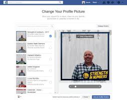 facebook already lets you choose from several frames for your profile photo