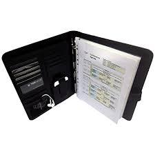 Resume Folder Beauteous Leather Folder For Resume Executive Padfolio Portfolio Best Tools