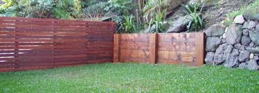 Small Picture Fencing Contractors Retaining Walls Outdoor Effects