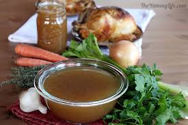 naturally heal with bone broth
