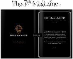 editor s letter x little black door dubai on mfw x pfw issue of the 7th magazine