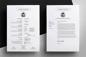 Roundup 5 Clean And Creative Resume Templates Every Tuesday