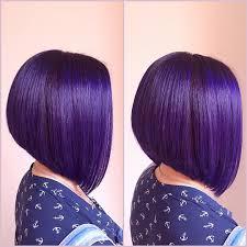 50 Glamorous Dark Purple Hair Color