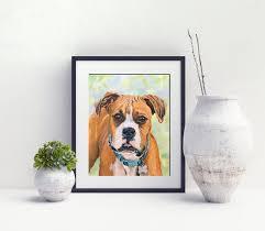 dog wall decor dog lover gift pet