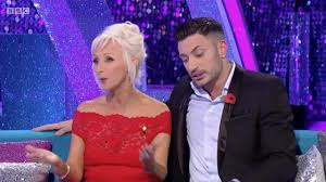 Strictly Come Dancing 2017: Debbie McGee makes VERY rude ...