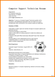12 13 Computer Tech Resume Examples Tablethreeten Com