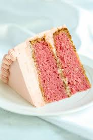 slice of strawberry cake. Fine Slice Slice Of Homemade Strawberry Cake With Frosting Inside Slice Of Strawberry Cake Y