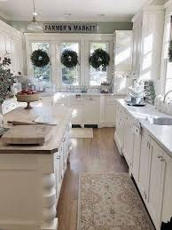 Farm Kitchen Design Adorable Pin By Jentri R On Home Pinterest Kitchens Farm House And House