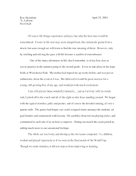 bunch ideas of essay on your mother for letter template com bunch ideas of essay on your mother on cover letter
