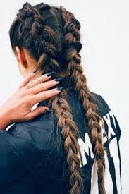 Braids Hairstyles Tumblr Best 25 Boxer Braids Ideas On Pinterest Dutch Plait Braids