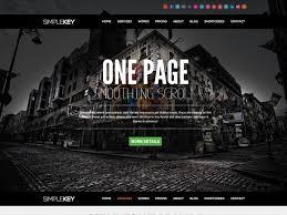 35 Best One Page Wordpress Themes 2019 Athemes