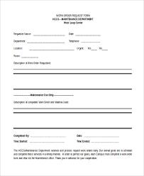 work order maintenance request form template sample work orders rome fontanacountryinn com