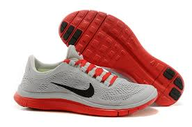 nike running shoes red and grey. cool reductions nike free run 3.0 v5 women run 2 mens trainers university red running shoes red and grey e