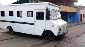 Chevrolet p30 1985 (chevy step van) day 1 - YouTube