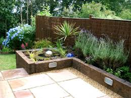 Small Picture Garden Ideas With Railway Sleepers Design Your Life