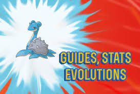 Lapras Evolution Chart Pokemon Lets Go Lapras Guide Stats Locations Evolutions