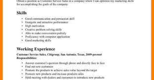 Fantastic Good Things To Put In Your Resume For Skills Adornment