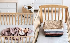 how to crib bedding baby nursery