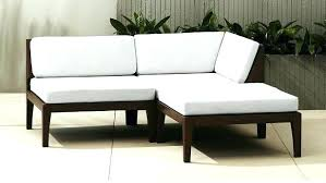 outdoor sectional replacement cushions curved outdoor