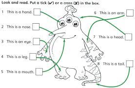 Контрольная работа по английскому языку для учащихся класса к  6 Прочитай и определи соответствуют ли предложения картинке