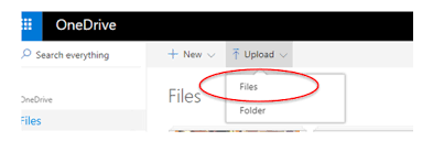 Locate your most recent resume (PDF or Word) in your computer and select  it, once you do, it will be uploaded on your Google Drive.