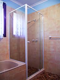 Many homeowners find that they have odd shaped, or out of square shower  enclosures and in these instances the Aquastyle 9000 showerscreen is here  to help.